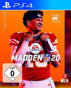 Madden NFL 20 - Standard Edition - [PlayStation 4 / Xbox One]