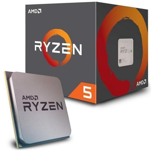 AMD Ryzen 5 2600, 6x 3.40GHz, boxed [syswork via shöpping]