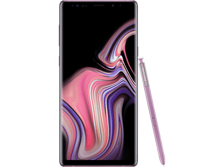 Samsung Galaxy Note 9 Duos 512 GB Lavender Purple