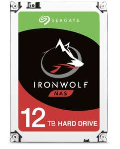 Stornoparty: Seagate IronWolf 12TB (ST12000VN0007)