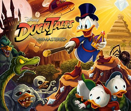 [Nintendo] Ducktales: Remastered für Nintendo Wii U
