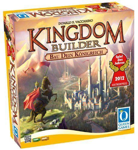 Kingdom Builder, Spiel des Jahres 2012