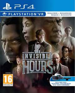 The Invisible Hours (PlayStation 4)