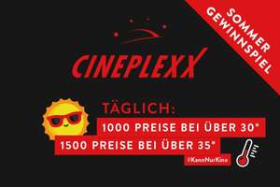 Cineplexx Rad drehen und gratis Produkte bekommen!!
