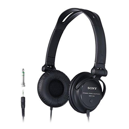 Sony MDR-V150B Kopfhörer geschlossen