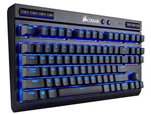Corsair Gaming K63 mechanische Tastatur (Wireless, MX Red Switches)