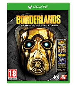 [XBOX ONE] Borderlands: The Handsome Collection