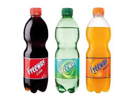 [Lidl] 25% bzw 32,5% auf alle Freeway Getränke