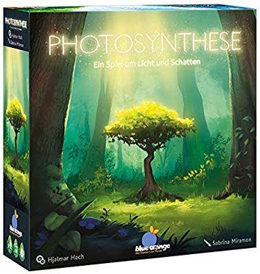 Photosynthese Brettspiel