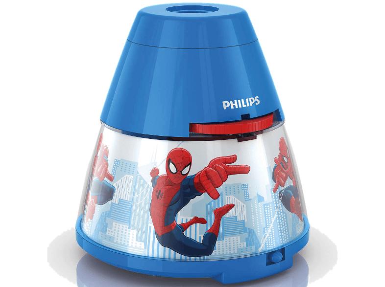 Philips Disney Marvel 2in1 Projektor und Nachtlicht / Tischleuchte (71769/40/16) um 10,- inkl. Versand statt 17,08 (saturn)