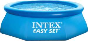 Intex Easy Set Aufstellpool mit Filter (244x76cm)