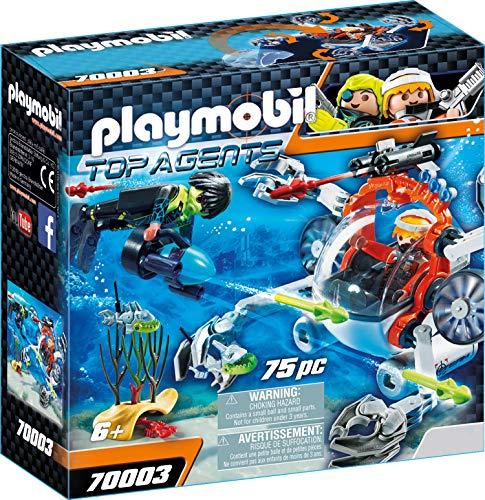 Playmobil Top Agents - Spy Team Sub Bot