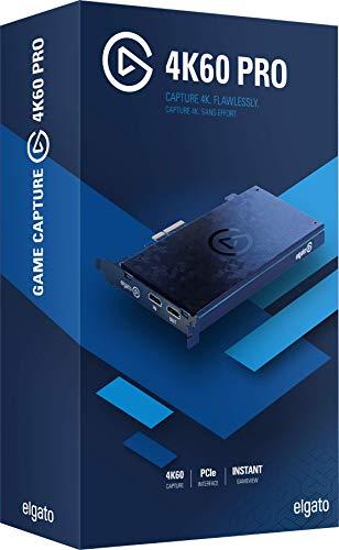 Elgato Game Capture 4K60 Pro Aufnahmekarte