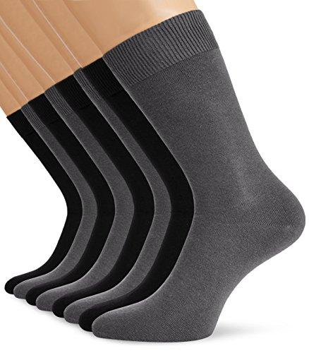 [SockenparadeTeil789] s.Oliver Damen Socken, 8er-Pack in Größe 35-38
