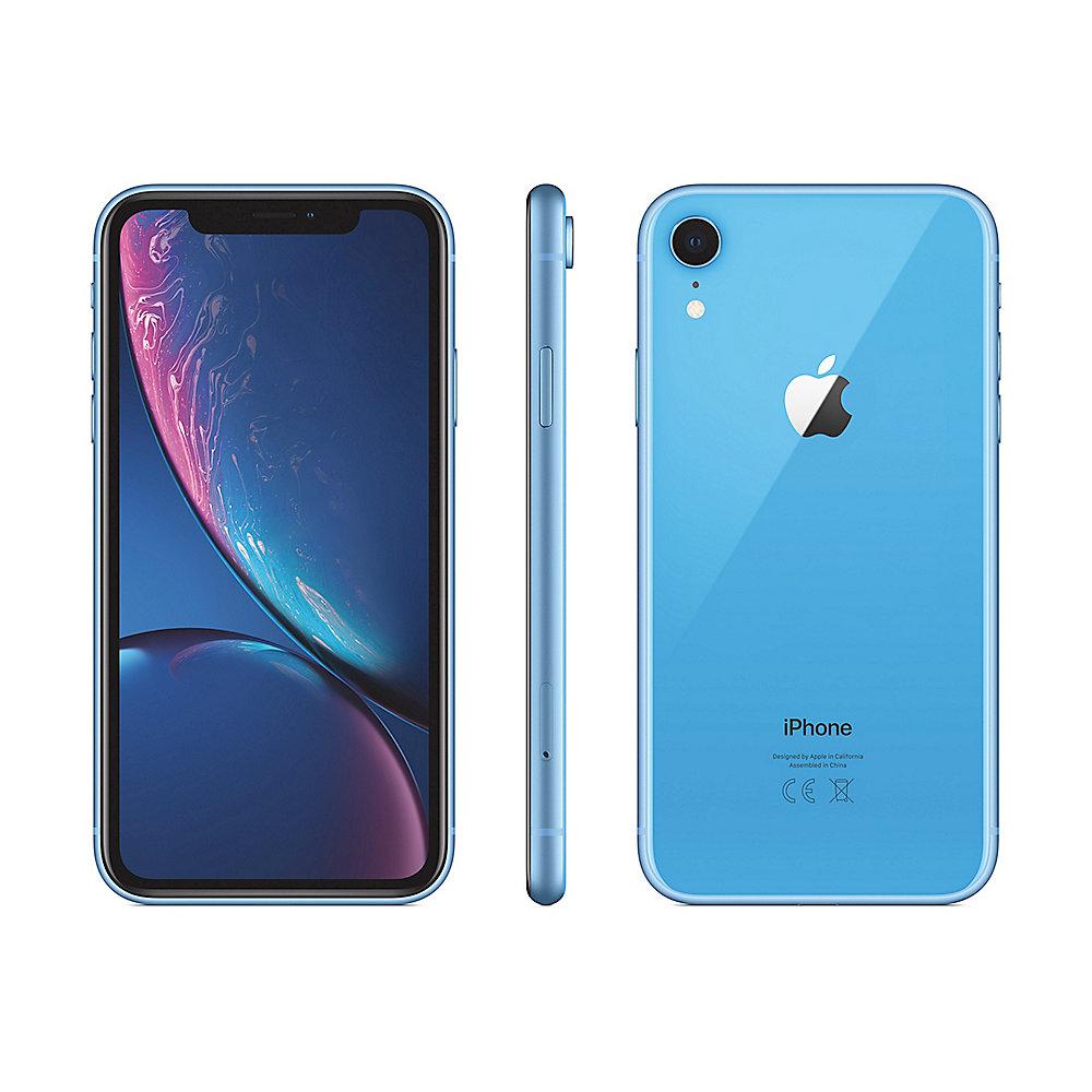 [Cyberport.at] Apple iPhone XR / 64 GB / blau für 711 Euro