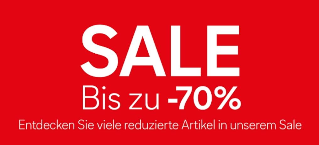 C&A SALE bis zu -70%