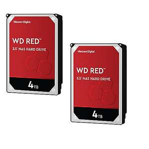 [Abholung Cyberport Store] 2x Western Digital Red 4TB