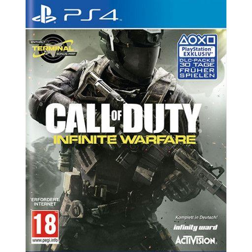 [Libro]   Call of Duty: Infinite Warfare  PS4