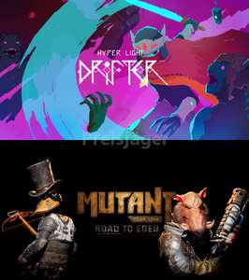 Epicgames.com: Hyper Light Drifter & Mutant Year Zero: Road to Eden, gratis