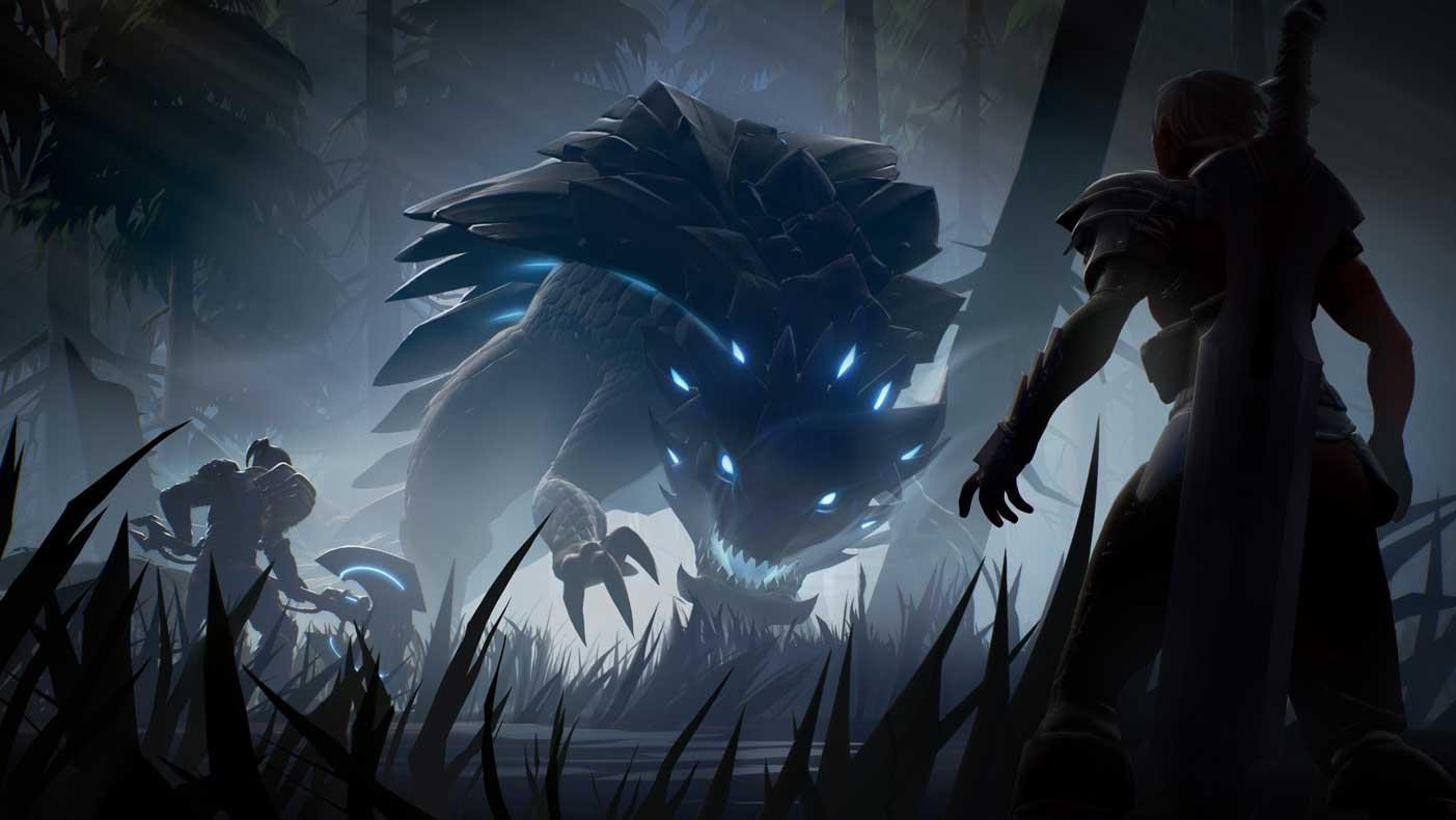 [Epic] Dauntless - Lebe für die Jagd - Kostenlos