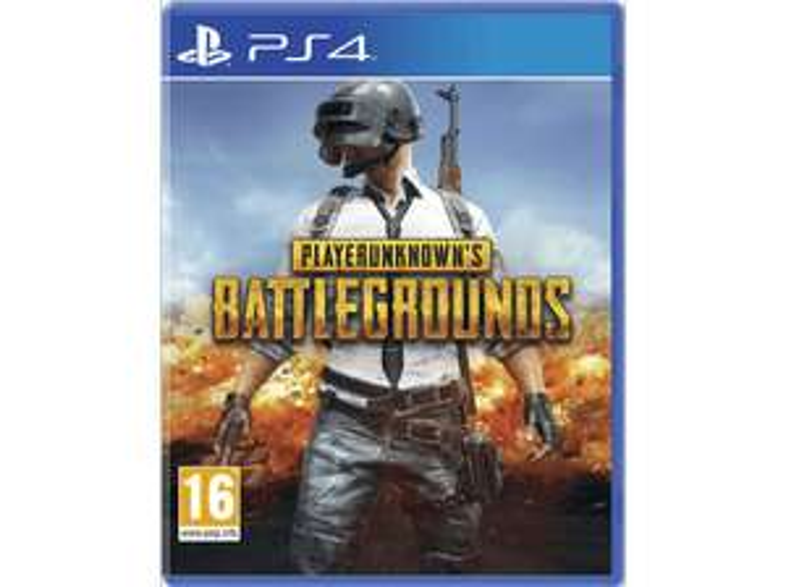 Playerunknown's Battlegrounds PUBG (PS4) um 7,- inkl. Versand statt 20,-@Datenträger / 14,99@PSN/Download (saturn.at)