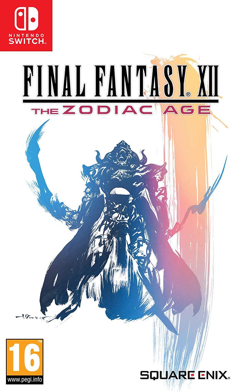 Final Fantasy XII Zodiac Age (Switch)