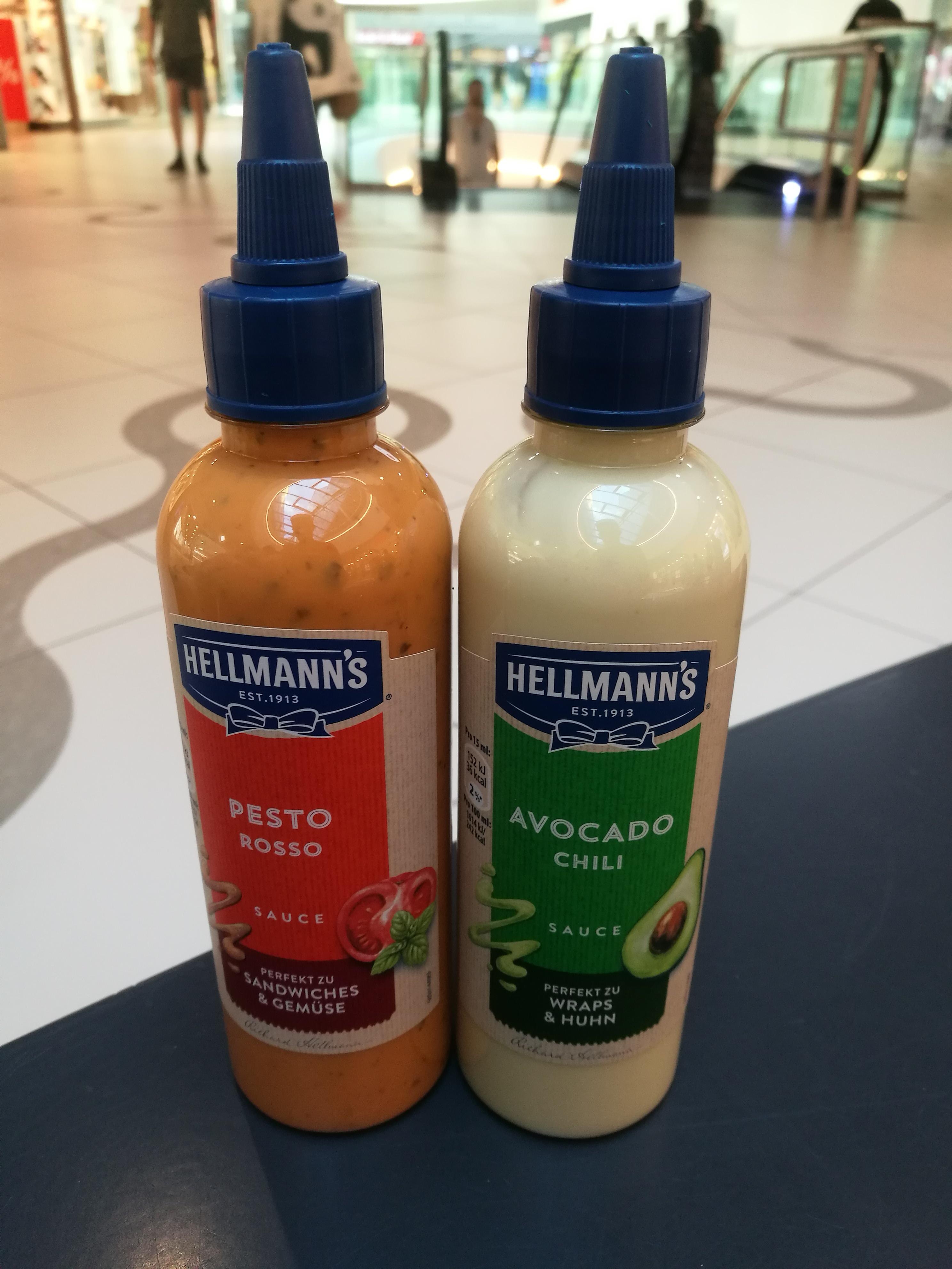 [Wien Mitte] Gratis Grillsaucen - Hellmann's