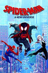 [AmazonVideo] Spider-Man: A new universe