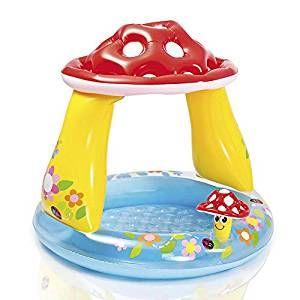 Intex Baby Pool Pilz (102 x 89 cm)