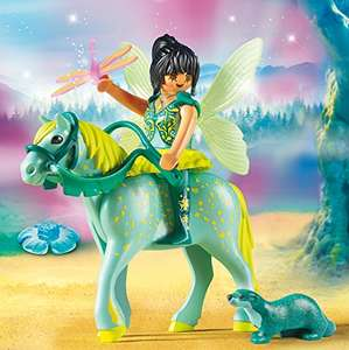 """Playmobil """"9137"""" Wasserfee mit Pferd Aquarius"""
