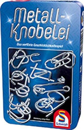 """Schmidt Spiele """"Metall Knobelei Duell"""""""