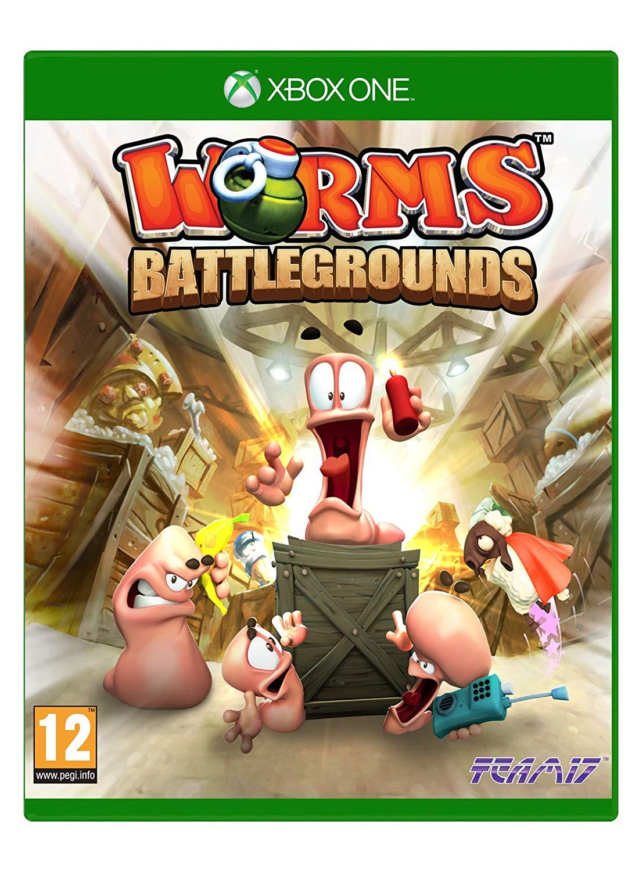 (XBox One) Worms Battlegrounds