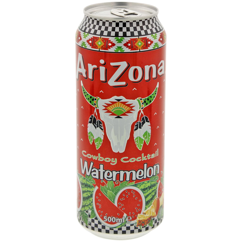 Arizona Eistee Wassermelone oder Grüner Tee (u.U. auch weitere Sorten)