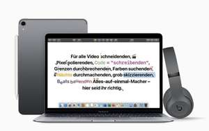 [Apple] Back to School Aktion (Studenten only)