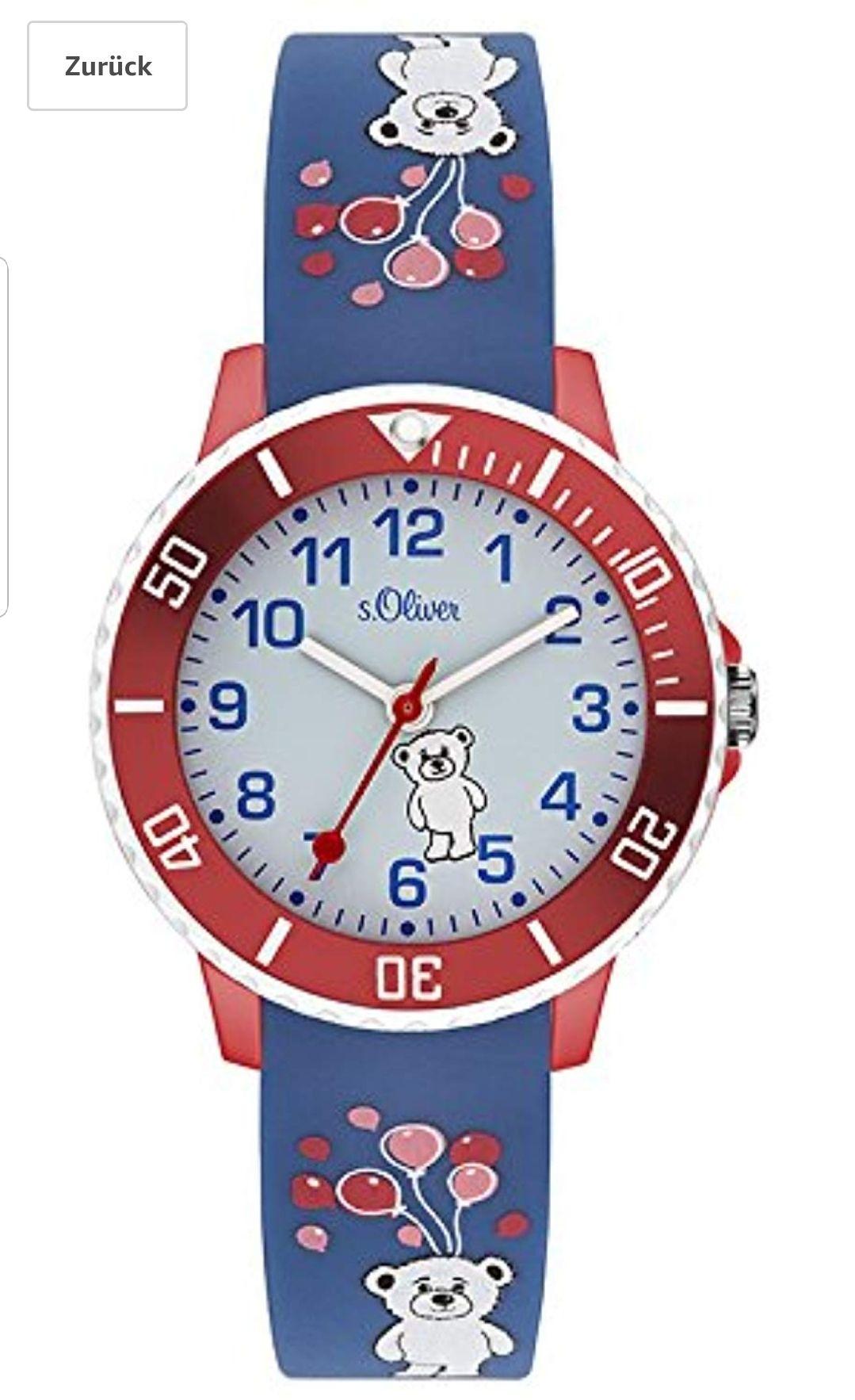 sOliver Kinder Armbanduhr
