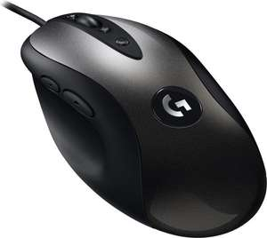 Logitech MX518, USB Gaming Maus