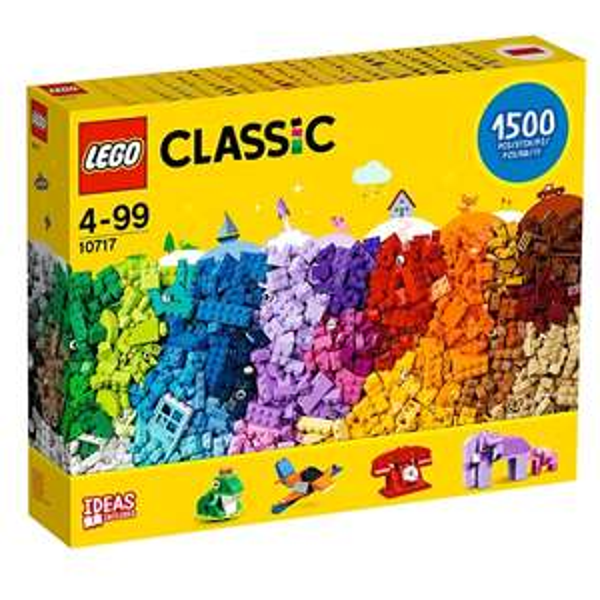 LEGO  Extragroße Steinebox - 10717