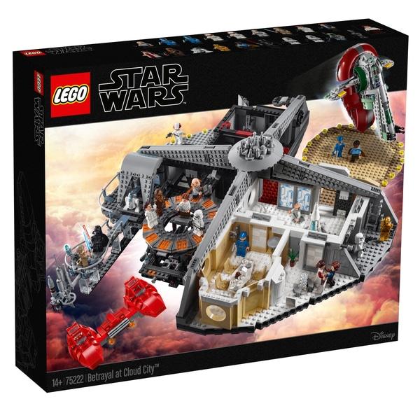 LEGO Star Wars Episoden I-VI - Verrat in Cloud City (75222)