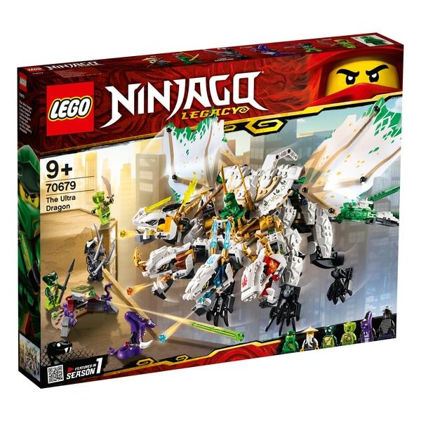 LEGO Ninjago Legacy - Der Ultradrache (70679)