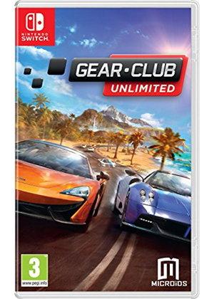 Gear Club Unlimited [Engl.] (Switch) inkl. Versand zum Knaller-Preis bei Base.com