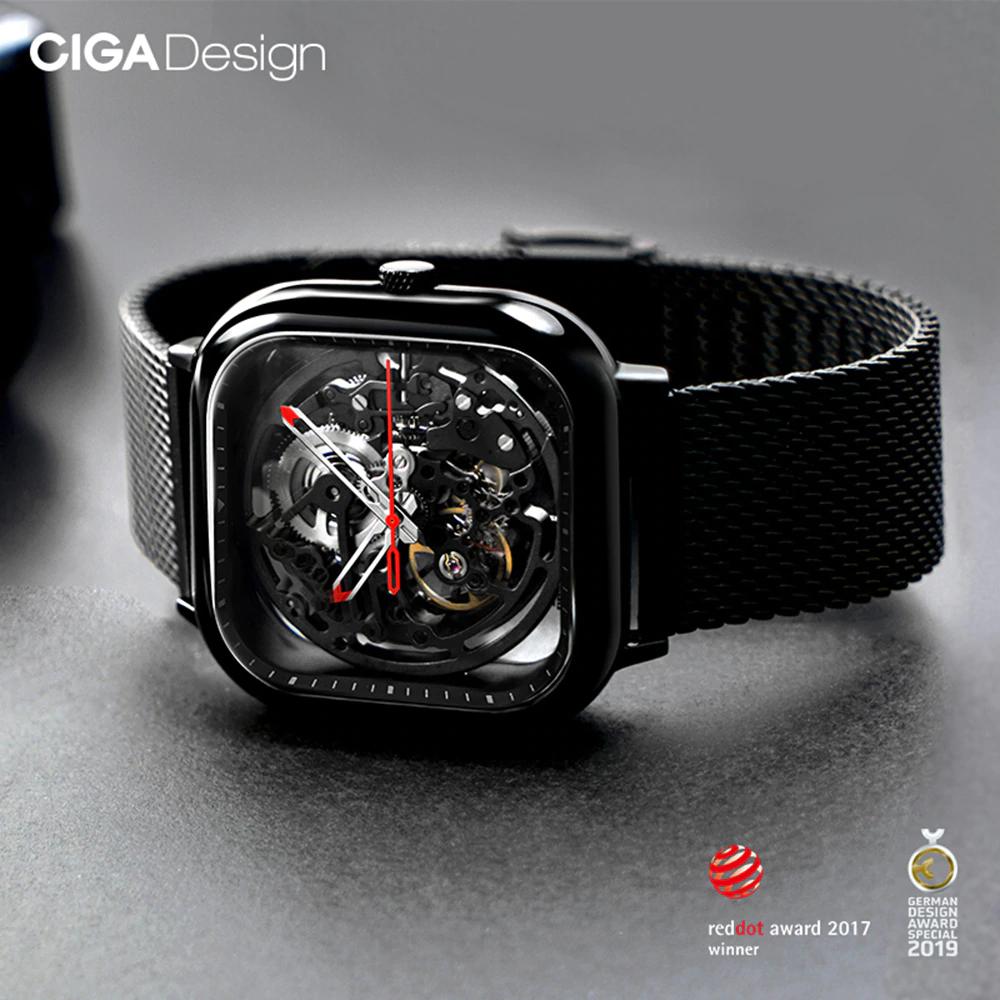 Xiaomi CIGA – mechanische Herren-Armbanduhr