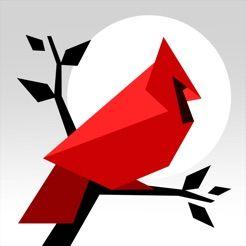 Puzzle Tierwelt Cardinal Land für iOS