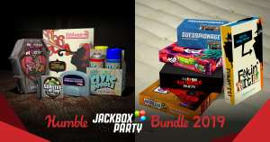Jackbox Party Bundle 2019 @HumbleBundle