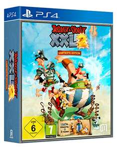Asterix & Obelix XXL2 Limited Edition (PS4)