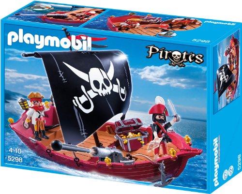 www.amazon.de l Rrrrrr Piratenschiff von Playmobil 5298 - Totenkopfsegler
