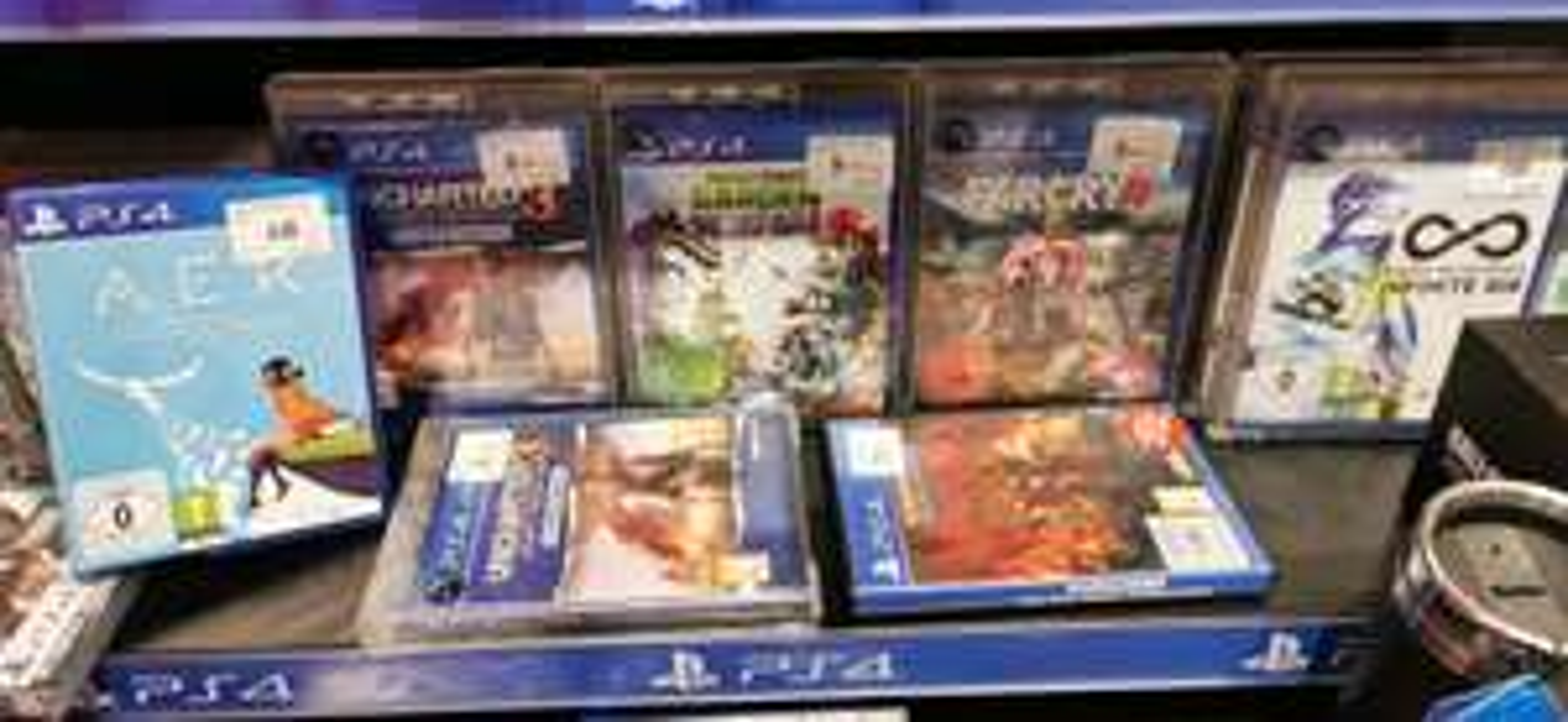 Libro (Lokal Wien Mitte) Diverse PS4 games im Angebot