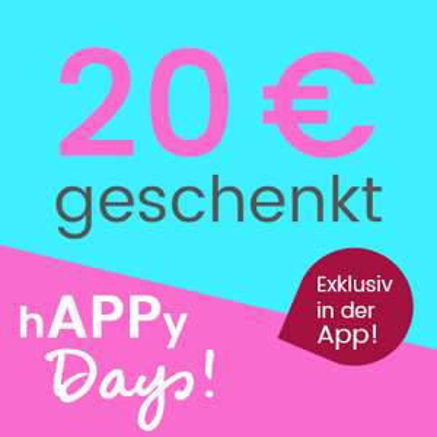 universal.at hAPPy Days! 20 € geschenkt!