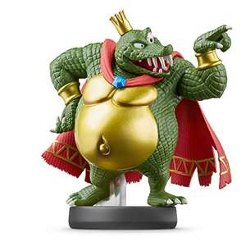 Nintendo amiibo Figur: King K. Rool