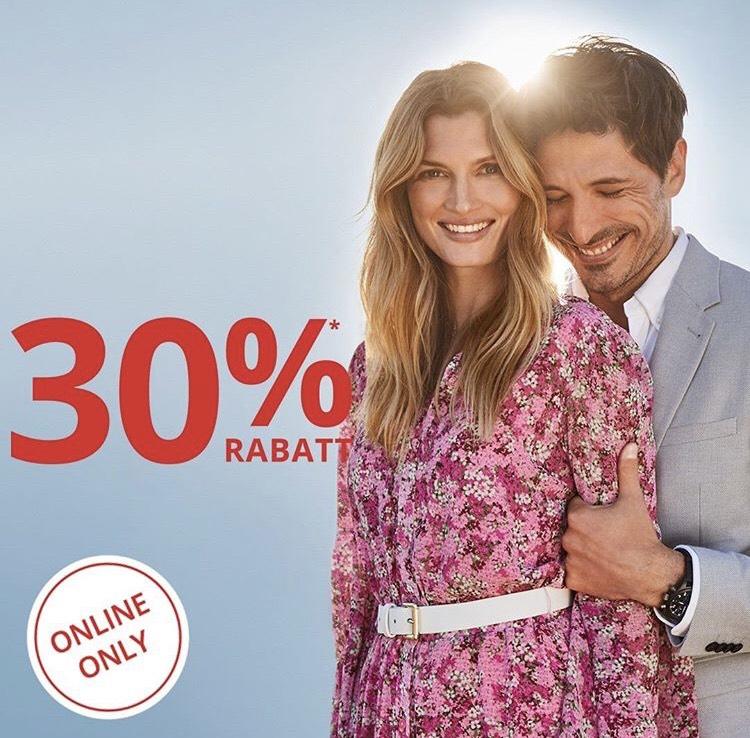 [P&C] -30% extra Rabatt auf Sales !