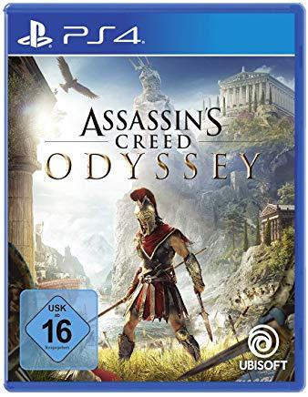 Amazon: Ubisoft PS4-Games für 24,99 AC Odyssey,  Divison 2, Far Cry New Dawn
